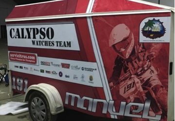 We sponsor Motocross Calypso