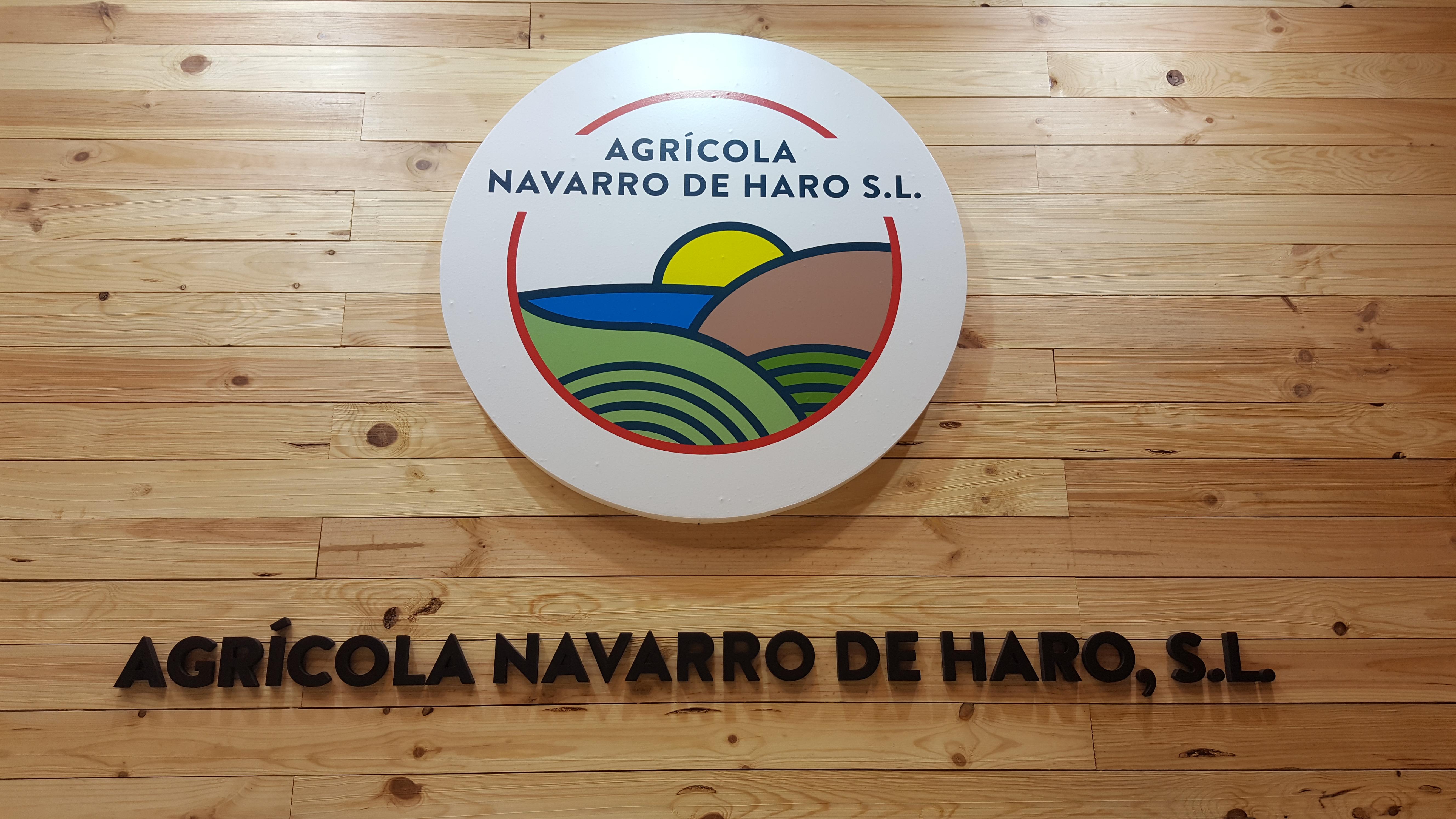 Nueva imagen corporativa Agricola Navarro de Haro