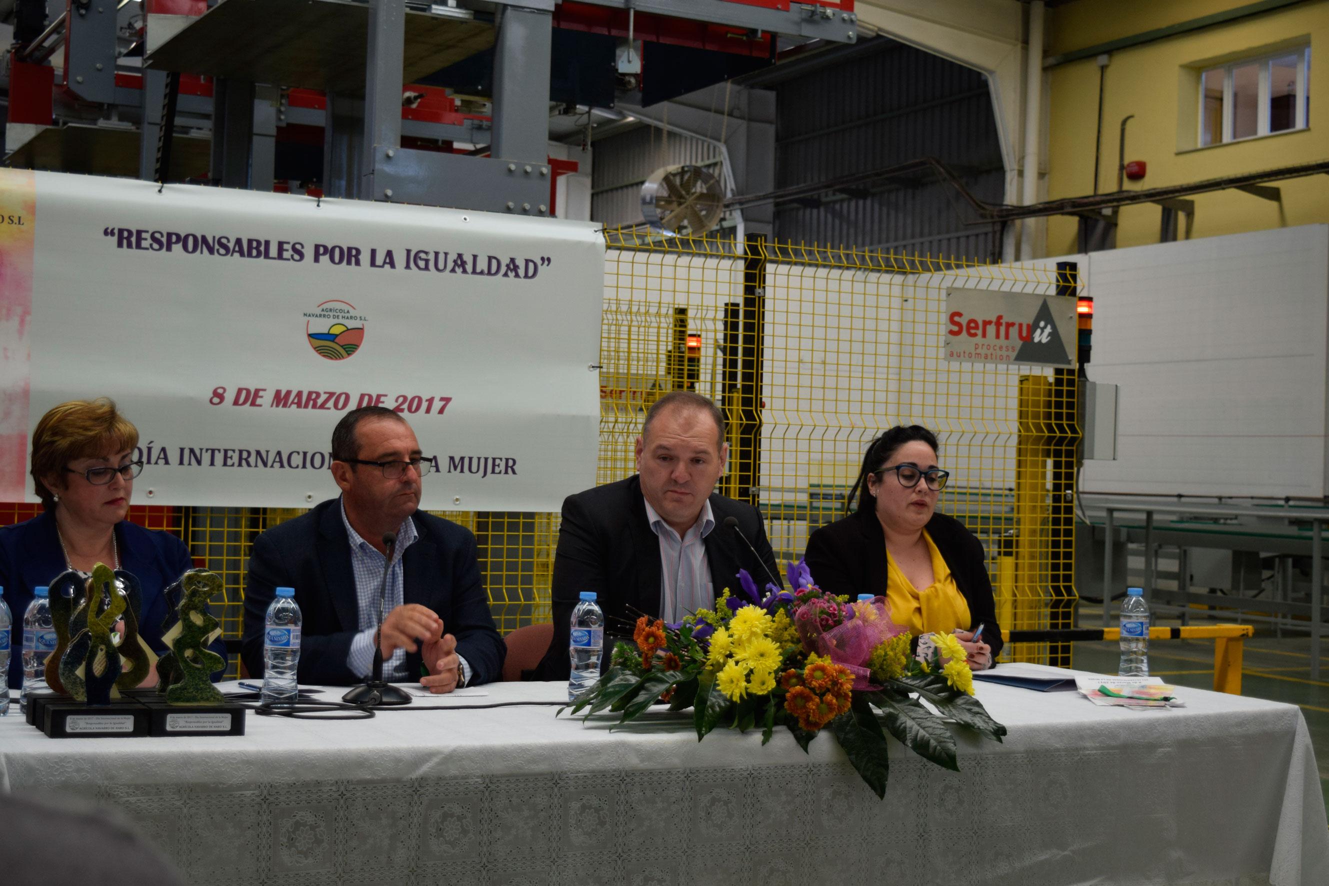 Responsables por la Igualdad - Alcalde de Cuevas del Almanzora
